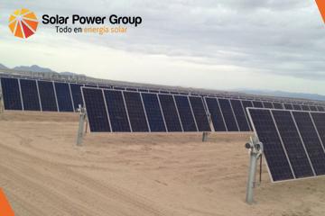 La planta fotovoltaica más grande de América se encuentra en México