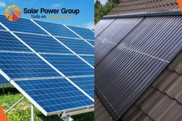 2 tipos de paneles solares y cómo funcionan
