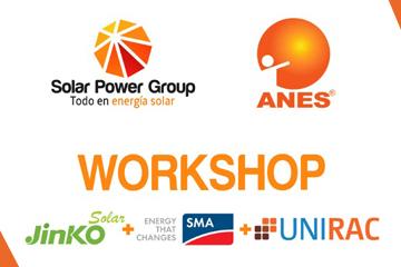 Workshop Solar Edición Junio